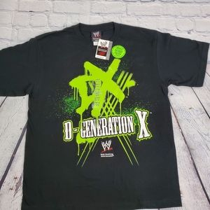 Wwe D-Generation X  Youth Glow In The Dark Graphic
